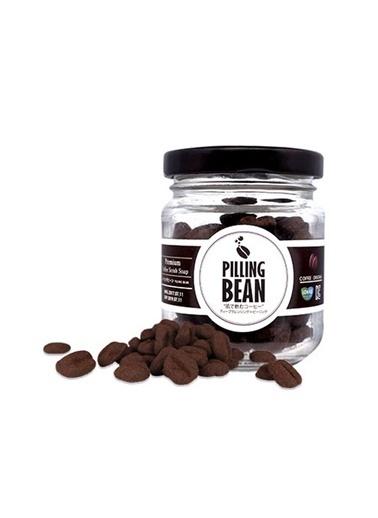 Pilling Bean Kahve Peelingi 50 Gr Lık Kavanoz ( 5 Aylık ) Renksiz